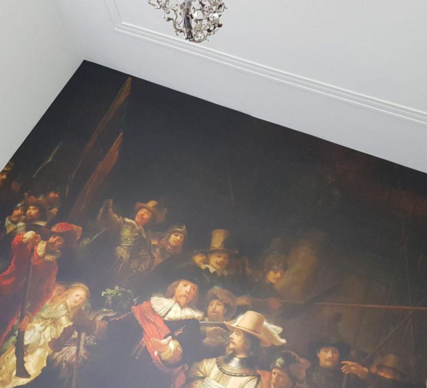 Interieurdecoratie: Naadloos behang