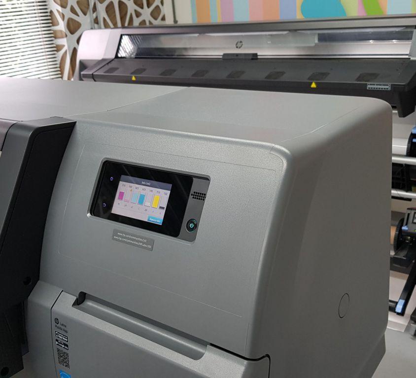 Wij produceren milieuvriendelijke en reukloze latex prints