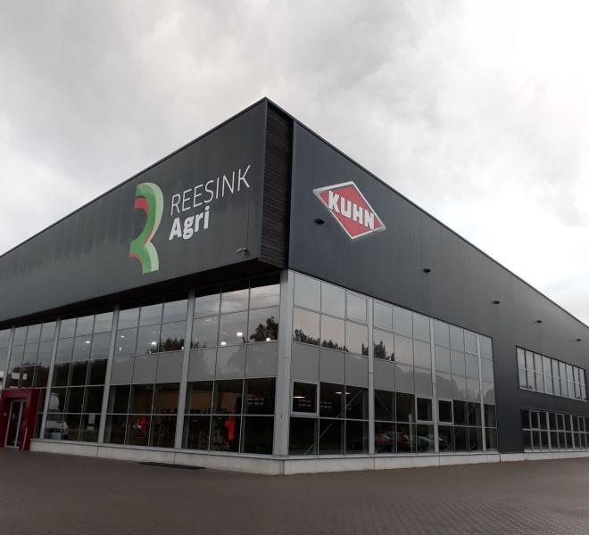 Reesink Agricultural Equipment uit Apeldoorn
