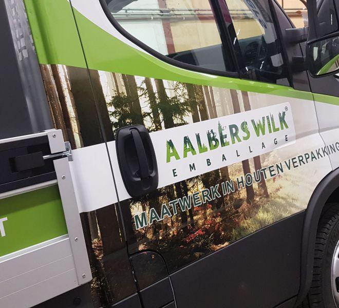 Aalberswilk emballage uit Doesburg